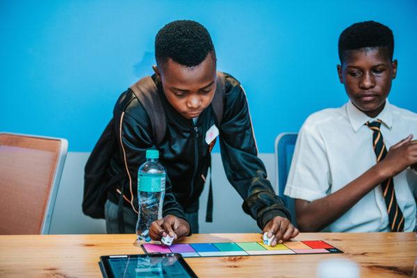 SpheroMusic--TechSlamSouthAfrica
