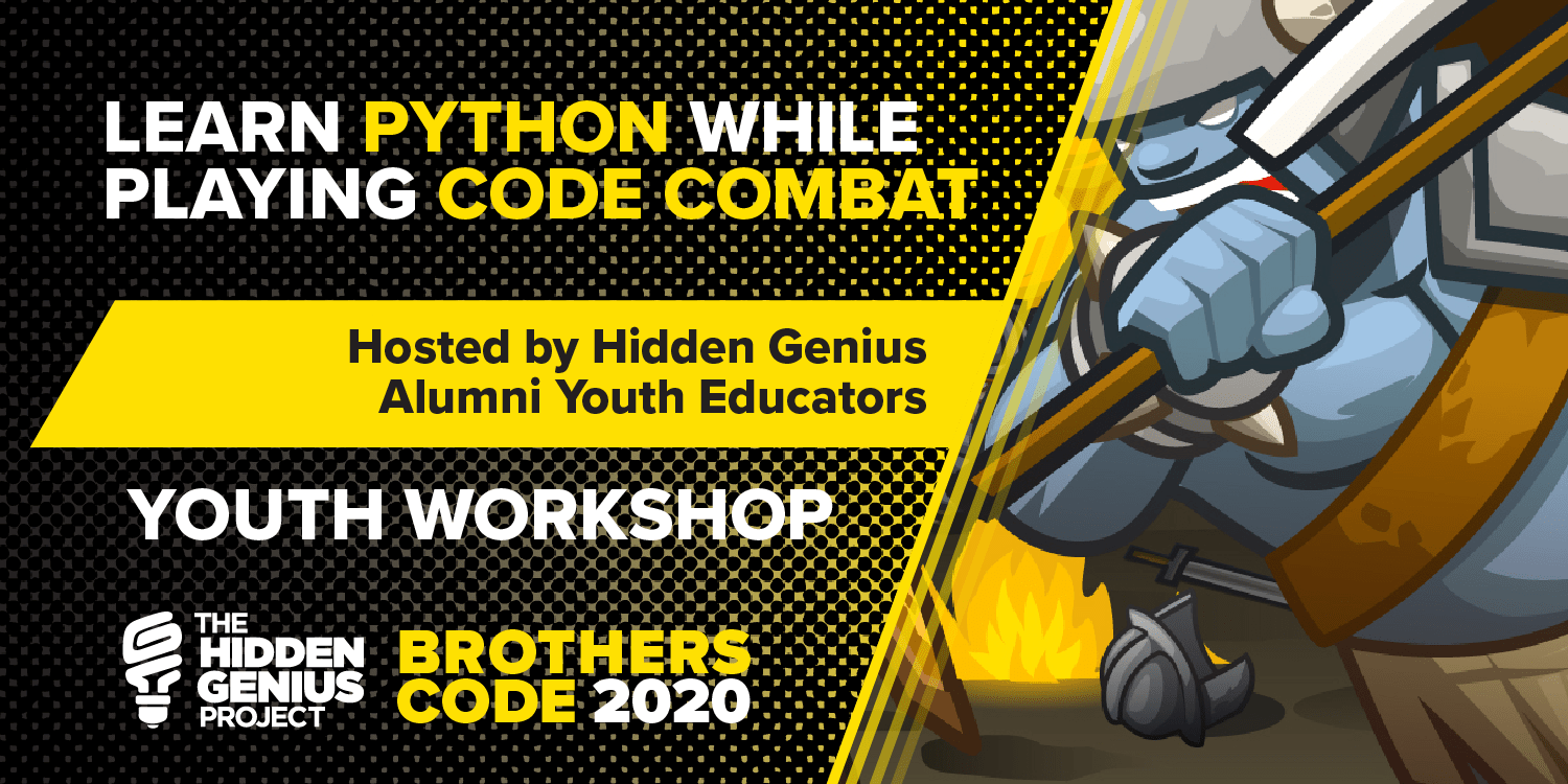 CodingCombat-YouthSession-BrothersCode2020
