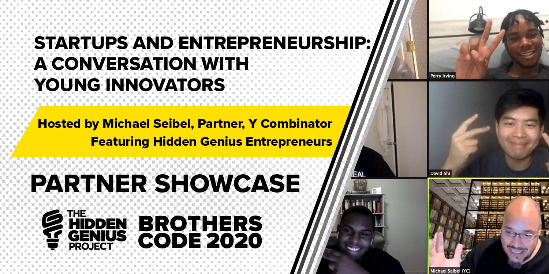 MichaelSeibel-PartnerShowcaseBrothersCode2020